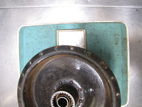 The single sided hub is about 3.5kgs (1)