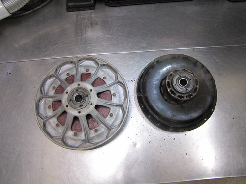 This body has single and double sided hub (1)