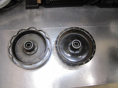 This body has single and double sided hub (2)
